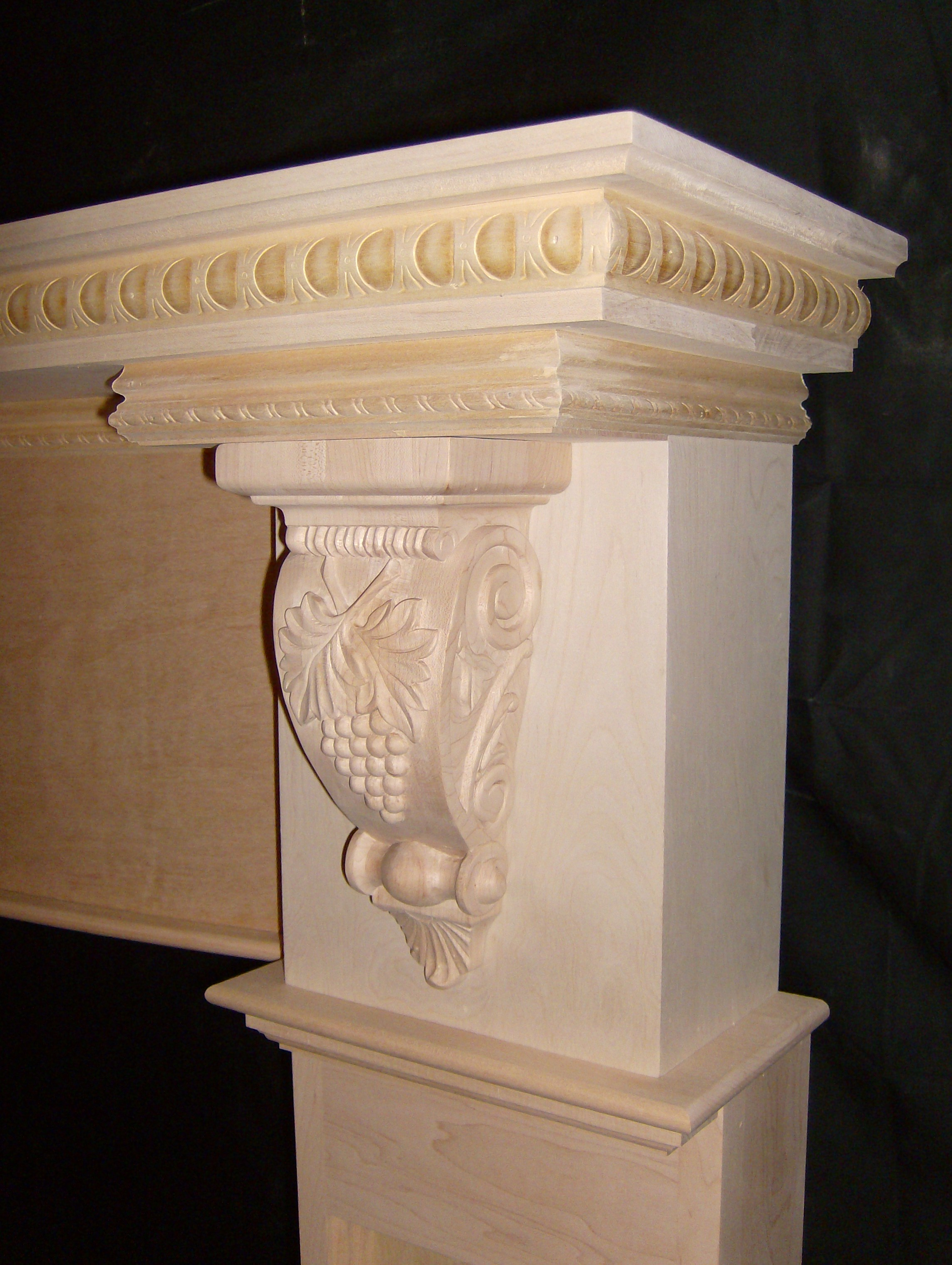Fireplace Mantle Surround